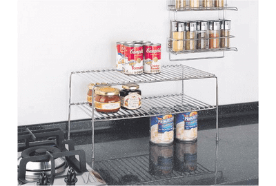 Organized Living Large Double Shelf