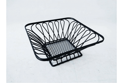Wire Fruit Basket For Kitchen Table